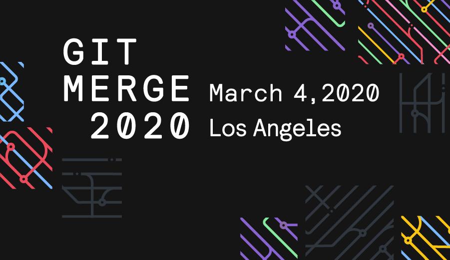 Git Merge 2020